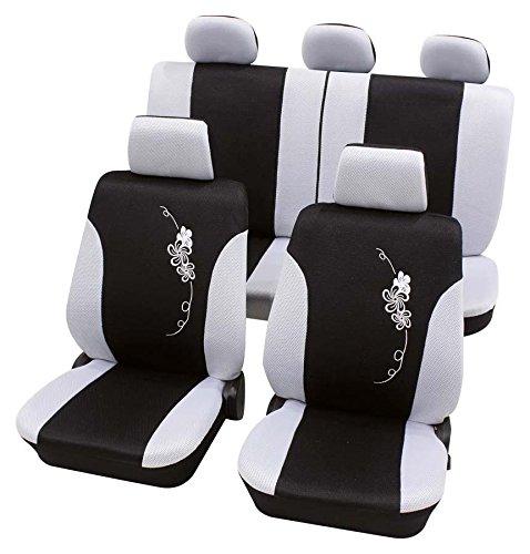 CD-0654130 Schonbezug Flower Sitzbezug Autoschonbezug