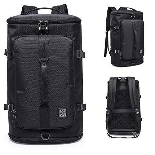 KAKA wandelrugzak, rugzak met grote inhoud 15,6 inch waterdichte laptop-rugzak met schoenenvak sportrugzak