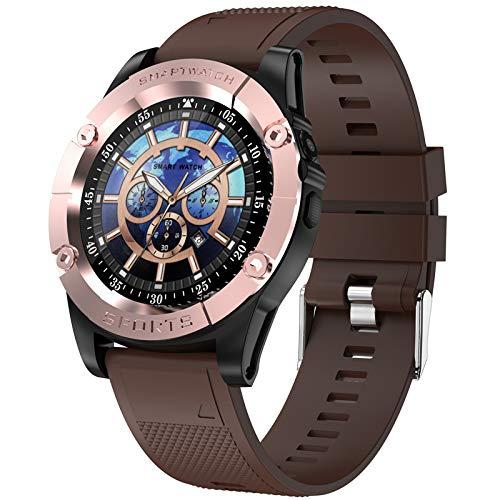 SW98 Smartwatch Männer Unterstützung SIM-Karte Pedometer Kamera Bluetooth Smartwatch Für Android Phone APK DZ09 Y1 A1 Armbanduhr,Metallisch