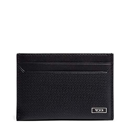 TUMI - Monaco Slim Card Case Wallet for Men - Black