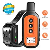 Dog Training Collar-2019 Newest Shock Collar for Dogs with 3 Training Modes, Beep, Vibration and Shock, UP to 1600FT Remote Range, Rechargeable & IPX7 WaterProof, 0-16 Shock Levels Dog Training Set