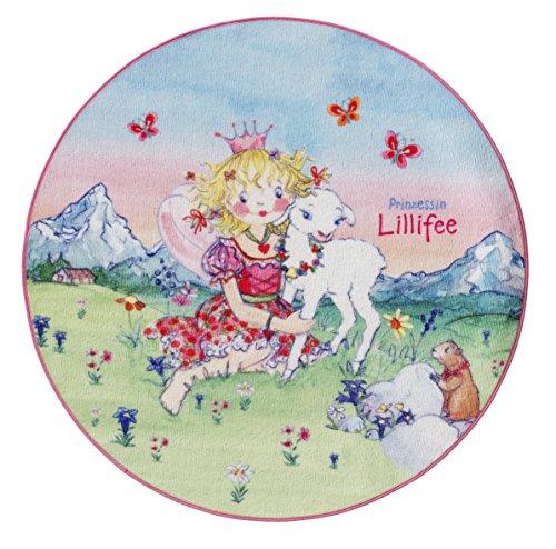 Prinzessin Lillifee Kinderteppich, Bunt