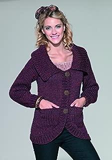Stylecraft Ladies Jacket Life Knitting Pattern 8582 Super Chunky