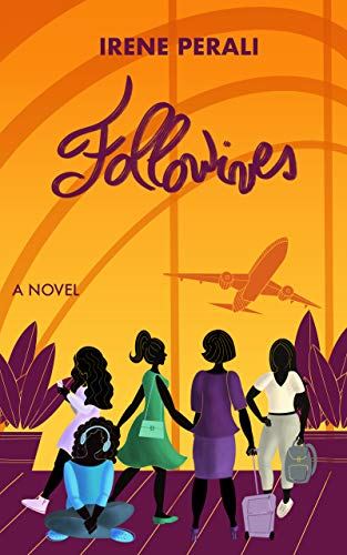 Front cover for the book Followives by Irene Perali