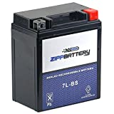 CB CHROMEBATTERY PWS-YTX7L-BS Rechargeable YTX7L-BS Replacement...
