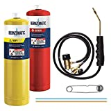 Brazing Torch Kit with Trigger Start WK55000X