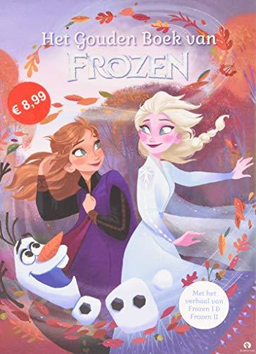 frozen boek kruidvat