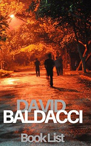 The Book List: David Baldacci: The David Baldacci Reading List and Series...