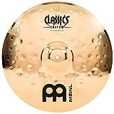 Meinl 16' Crash Cymbal - Classics Custom Extreme Metal - Made in Germany, 2-YEAR WARRANTY...