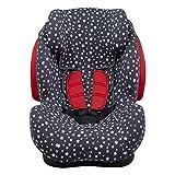 JANABEBE Funda para silla de coche Be Cool Thunder- Foppapedretti (WINTER SKY)