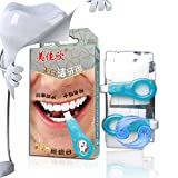 Teeth Cleaning Kit Professional Tools Cleaning Stains Smoke Teeth Tools Nano-Technology Gel Strips Teeth Whitening Yiitay