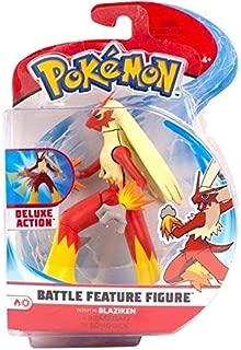 Pokemon battle figure - Figurine Braségali - 4.5\