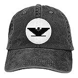 Jupsero Aztlan Huelga Bird - Gorra de béisbol Unisex, Gorra de béisbol Vintage, Gorra de Camionero a la Moda para Adultos