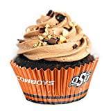 Team ProMark Oklahoma State Cowboys Cupcake Liners - 36 Pack