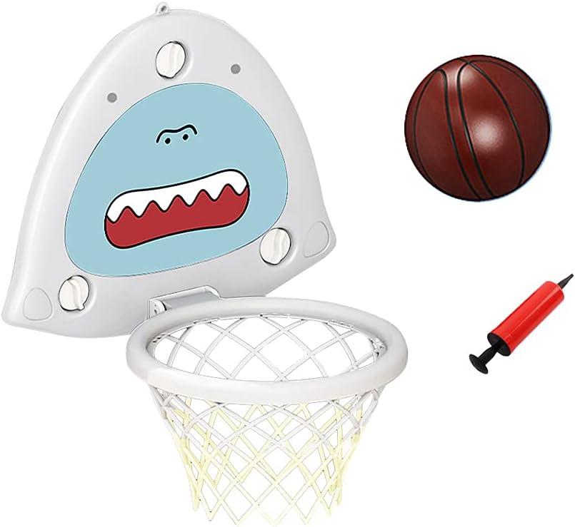 XingHongTai Mini Basketball Hoop,Bath Toys Wall Mounted Basketba