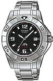 [カシオ] 腕時計 スタンダード MDV-100D-1AJF シルバー