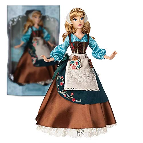 LE Cinderella Limited Edition Doll – 70th Anniversary – 17'' - Limited 5200