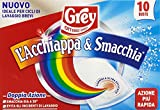 Grey - Acchiappacolore Acchiappa & Smacchia, 10 Buste
