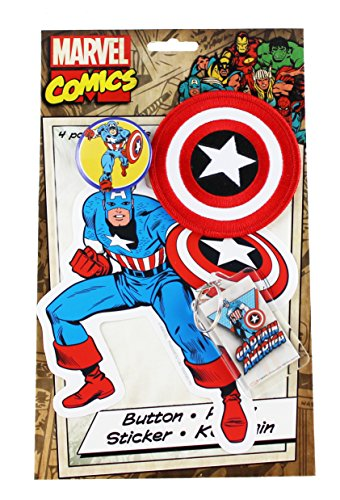 Collector's Pack-Captain America