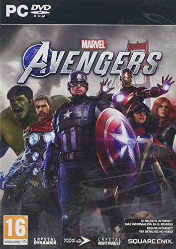 Marvel's Avengers - Windows (Edición Estándar)
