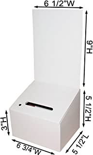 Best donation boxes for money Reviews