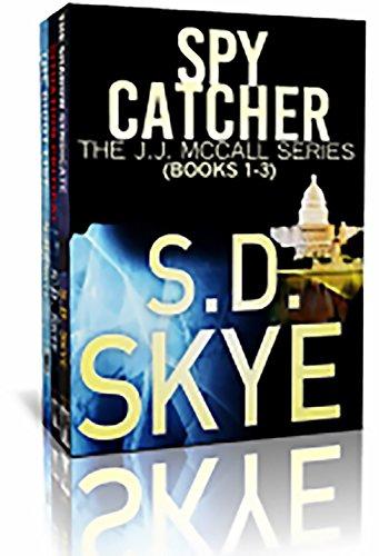 Spy Catcher: The J.J. McCall Novels (Books 1-3) (English Edition)