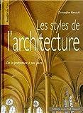 Les styles de l'architecture