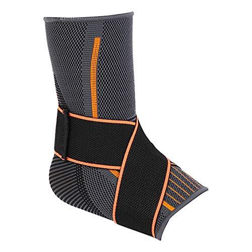 Fußgelenk, verstellbar, Gelenkstütze, beidseitig, Kompressions Bandage, Schmerzlinderung für Sport und Fitness