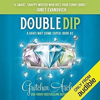 Double Dip audiobook cover art