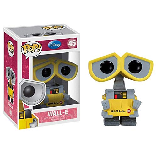 C S Walk-E Pop Figure Folies Wall · E Vinyl Figuur Landschap Decoratie Ornamenten - 10 cm