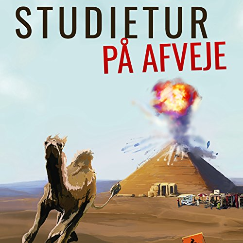 Studietur på afveje audiobook cover art