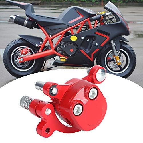 Pinza de rotor de disco de 120 mm duradera de metal ligero, pinza de freno de rotor, excepcional para scooter de 43 cc
