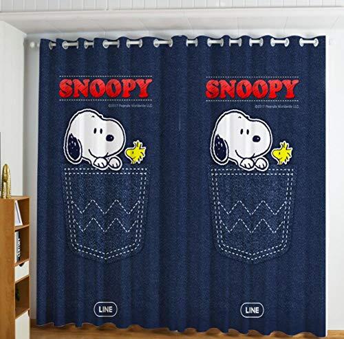 cortinas de baño antimoho infantiles snoopy