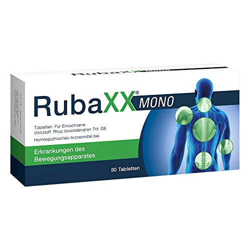 Rubaxx Mono Tabletten 80 stk