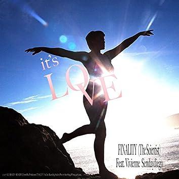 It's Love (feat. Vivienne Sendaydiego)