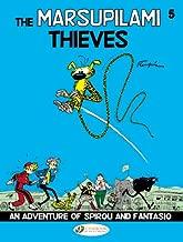 The Marsupilami Thieves (Spirou & Fantasio)