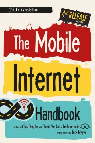 Price comparison product image The Mobile Internet Handbook: 2016 US RVers Edition
