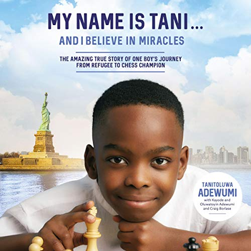 My Name Is Tani...and I Believe in Miracles audiobook cover art