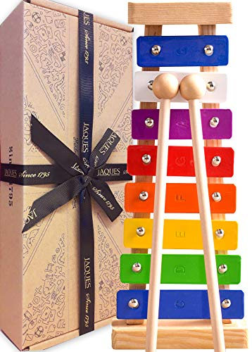 Xylophone - Un grand jouet musical pour les enfants et les enfants - C'est le meilleur Glockenspiel dans la gamme - Parfait pour les musiciens en herbe; qualité la plus fine depuis 1795