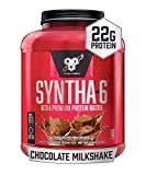 Great For Athletes: BSN SYNTHA-6 Whey Protein Powder Review.