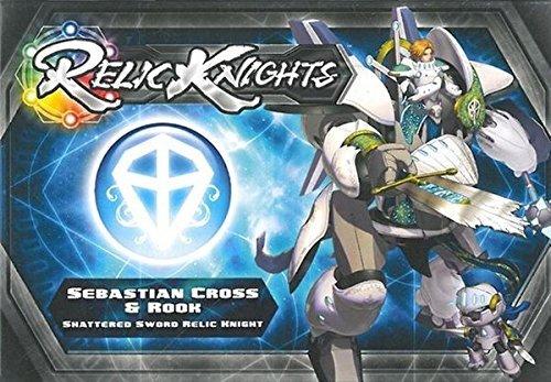 Relic Knights: Dark Space Calamity: Sebastian Cross