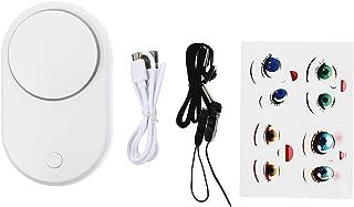 Beaupretty 1Pc Mini Secador de Cabelo Secador de Sopro para a Extensão Dos Cílios Encantador Enxertada Cílios