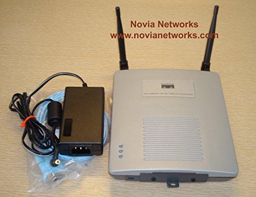 Cisco Aironet 1200 Series 54Mbit/s WLAN Access Point - WLAN Access Points (54 Mbit/s, 2.4, 5, BPSK,CCK,DBPSK,DQPSK,DSSS,OFDM,QPSK, WEP, WPA, TKIP, AES, LEAP, TLS, TTLS, PEAP, 802.1x, Link, IEEE 802.11a, IEEE 802.11g/b)