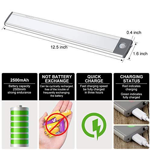 LEPOTEC LED Motion Sensor Cabinet Light