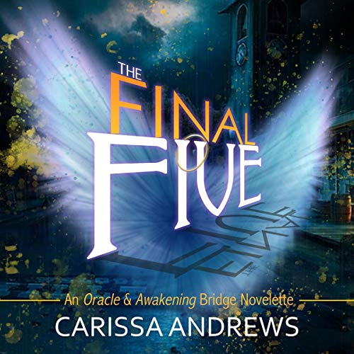The Final Five audiobook cover art