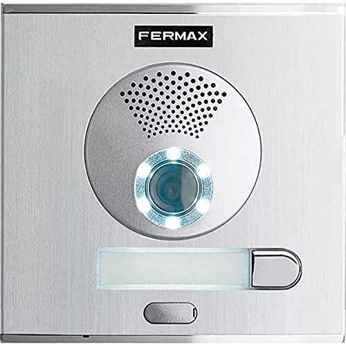 Fermax city - Placa kit video city 1l color vds