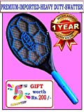AKSHARA-Imported-Heavy-Duty Mosquito-Racket/SWATTER/Zapper/BAT