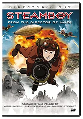 Steamboy: Director's Cut by Sony Pictures Home Entertainment