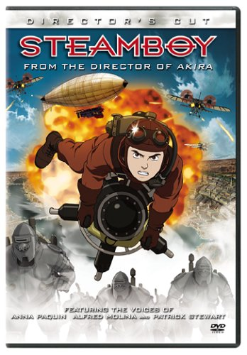 Steamboy: Director's Cut