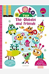 Olobob Top: The Olobobs and Friends: Activity and Sticker Book Paperback